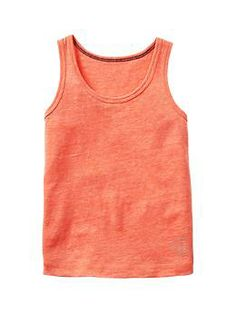 Summer colored tanks