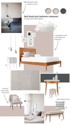 Decorating With Dusty Pink | Home Decor! | Pinterest ...