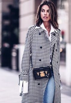 Gingham looks to <3