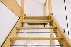 Stair Banister, Timber Staircase, Banisters, Staircase Design, Oak Newel Post, Staircase Manufacturers, Stair Plan, Bespoke Staircases, Treads And Risers