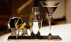 Image result for CONNAUGHT BAR MARTINI TABLE