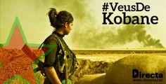 #VeusDeKobane, especial sobre #Kobane a @La_Directa. Entrevistes, reportatges...Llegeix-ho a https://directa.cat/