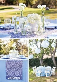 Backyard Baby Shower Ideas picnic tables Pretty Pink Backyard Baby Shower Omg Josie Tg This Is Exactly What We Are Going To Do Miss Hope Pinterest Baby Showers Baby Showers And