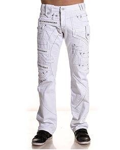 Men Trousers, Denim Pants, Ripped Jeans, Stylish Men, Men Casual, Denim Fashion, Fashion Outfits, Sewing Men, Mode Jeans