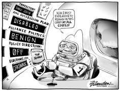 Cartoons | BDlive Political Economy, Political Satire, Politics, Cartoons, How To Plan, News, Paper, Wedding Ring, Cartoon