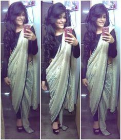 Wedding look Kritika Khurana, Boho Girl, Half Saree, Boho Fashion, Fashion Trends, Indian Designer Wear, Saree Blouse Designs, Wedding Looks, Indian Ethnic
