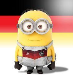 Minion Fußball Deutschland