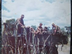 Unimog Caprivi 1977