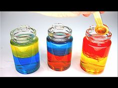 How to Make Magic Color Changing Sensory Bottles for Kids! Fun Easy DIY Science Experiment Project - YouTube