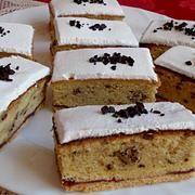 Ez a legporhanyósabb, legomlósabb linzer titka! Krispie Treats, Rice Krispies, Rice Recipes, Vanilla Cake, Tiramisu, Oreo, French Toast, Food Photography, Breakfast