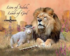 the Lamb and Lion