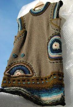 Talent w Rękach - Dobro w Sercach: Przeróbka swetra - POSZŁY W ŚWIAT