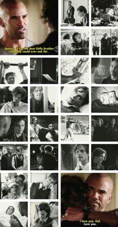 Criminal Minds A Beautiful Disaster 11x18