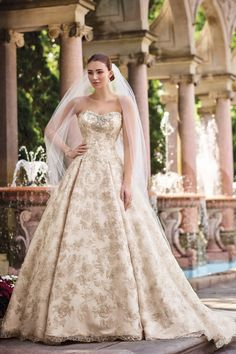 The David Tutera for Mon Cheri spring collection is fabulous! http://www.stylemepretty.com/lookbook/designer/mon-cheri/traditions-by-mon-cheri-spring-2017/ #sponsored