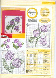 Gallery.ru / Фото #18 - Cross Stitch Card Shop 25 - WhiteAngel