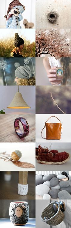 Cozy Autumn by ILze Apine on Etsy--Pinned with TreasuryPin.com Autumn Cozy, Table Decorations, Board, Etsy, Furniture, Home Decor, Decoration Home, Room Decor, Home Furnishings