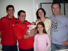 Bombeiros da Póvoa ajudam a nascer bebé em Argivai