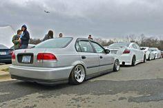 1999 Honda Civic, Honda Civic Vtec, Honda Civic Sedan, Car Pictures, Car Pics, Civic Ex, Civic Coupe, Japanese Domestic Market, Jdm Cars