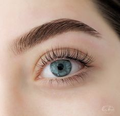 Lash Lift with tint & Brow Design with tint by Lori Kim - permanent makeup Beautiful Eyes Color, Pretty Eyes, Rare Eye Colors, Rare Eyes, Aesthetic Eyes, Eye Pictures, Make Up Inspiration, Photos Of Eyes, Brow Tinting