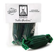 Image of Tickle Gherkins made by Tipsy Nip -- the Tickle Pickle is awesome, dude