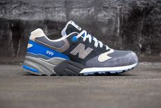The 10 Best New Balance Retro Sneakers by the Numbers: 999
