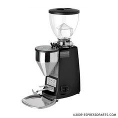 Mazzer Mini E (Electronic Dosing) Espresso Grinder Mod. A - Black