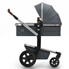 Joolz Day2 Earth Pushchair with Carrycot, Hippo Grey £799
