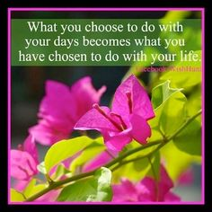 Choice quote via www.WishHunt.com