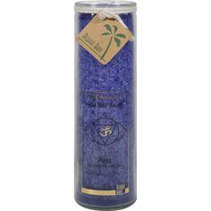 Aloha Bay Unscented Chakra Jar Abundance Indigo - 1 Candle