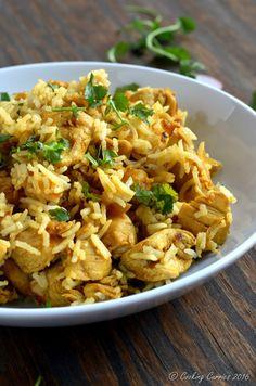 Chicken Pualo , Chicken Pulav - Gluten Free Indian - Cooking Curries (2)