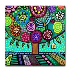 trees - site vincenzina loved