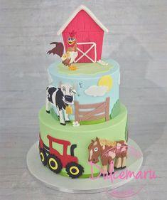 Farm Birthday, Birthday Parties, Candy, Desserts, Instagram, Food, Farm Birthday Cakes, Farm Party, Farm Animal Birthday