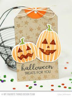 Pumpkin-Treat-Tag  Spooky sweets