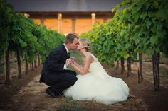 So fun that some of our wedding pics were featured on the Groom Sold Separately blog!