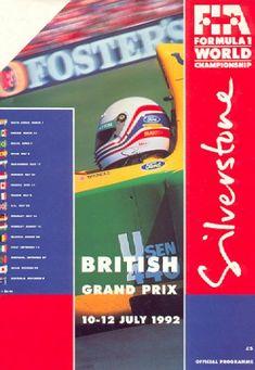 Grands Prix Grã-Bretanha • STATS F1
