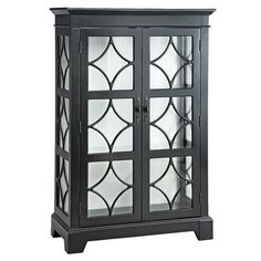 I pinned this Cosmopolitan Display Cabinet from the Stein World event at Joss and Main!