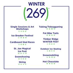 Winter in and Around Kalamazoo, Michigan - Discover Kalamazoo Outdoor Ice Skating, Off The Map, Fat Bike, Bike Trails, Things To Do, Winter, Things To Doodle, Winter Time, Things To Make