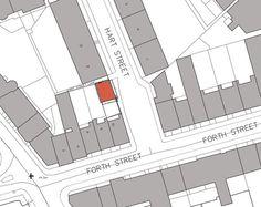 Richard Murphy Architects: Murphy House at Hart Street, Edinburgh Edinburgh, Architects, Floor Plans, Street, House, Haus, Homes