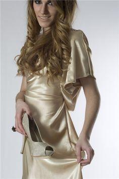 vestido dorado 3