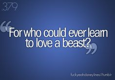 379.Beauty and the Beast