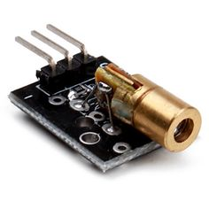 USD $ 1.56 - Electronics DIY Arduino 650nm Laser Sensor Module, Free Shipping On All Gadgets!