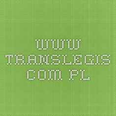 www.translegis.com.pl