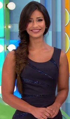 Beautiful Manuela Arbelaez. Air date 2/15/17