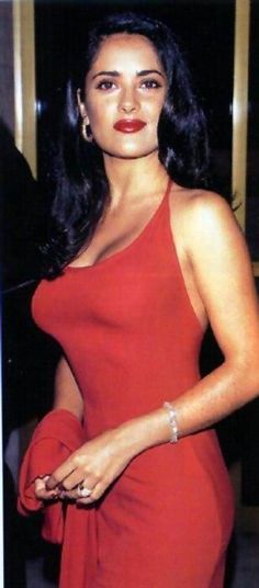 Image result for young salma hayek