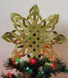 Сделай чудесную звезду своими руками! Сказочное украшение для елки. http://bigl1fe.ru/2016/11/27/sdelaj-chudesnuyu-zvezdu-svoimi-rukami-skazochnoe-ukrashenie-dlya-elki/