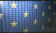 Flag constructed from dog tags on display in Weymouth to honor fallen soldiers Military Flags, Fallen Soldiers, Flag Store, Veterans Memorial, Military Service, Vietnam Veterans, American Flag, Dog Tags, Pride