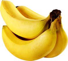 Banana PNG image, free picture downloads, bananas