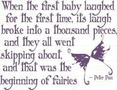 The story unfolds of our beloved Tinkerbell