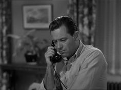 William Holden in The Country Girl.