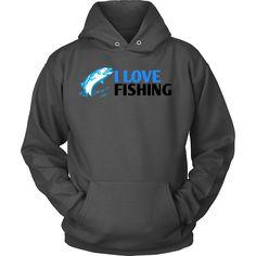 I love fishing hoodies !
